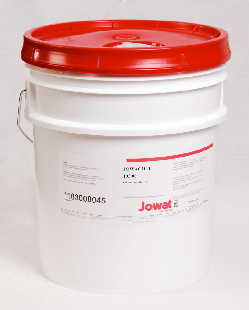 Jowat 110.60 water-based White Glue