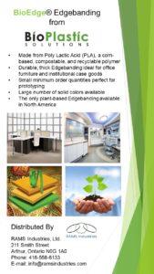 RAMS Industries - BioEdge Brochure