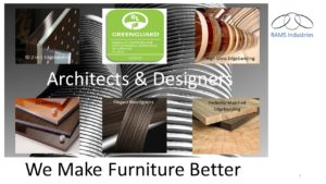 RAMS Industries - Architect & Designer Brochure