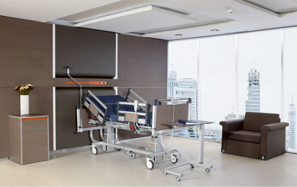 Edgebanding for Healthcare Furniture